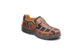 Dr Comfort Betty Women's Shoes Chestnut
