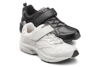 Dr Comfort Winner (AKA Champion) Men's Shoes Black