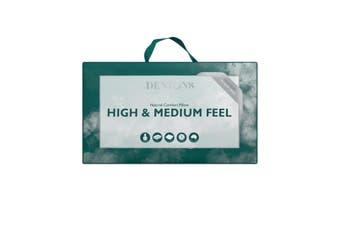 Dentons High & Medium Feel Pillow