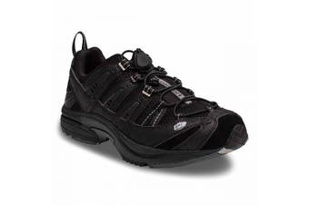 Dr Comfort Performance Men's Shoes Black