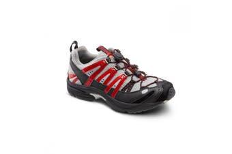 Dr Comfort Performance Men's Shoes Metallic Red