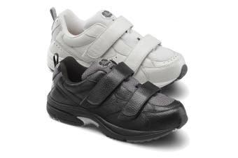 Dr Comfort Winner X (Extra Depth) Men's Shoes Black