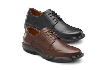 Dr Comfort Classic Men's Shoes Black