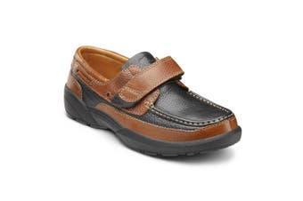 Dr Comfort Mike Men's Shoes Multi - Wide 10.5