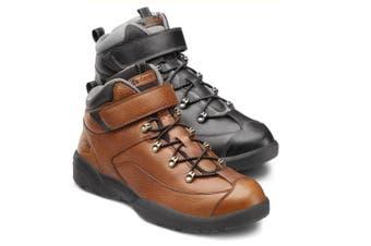 Dr Comfort Ranger (Boots) Men's Shoes Black