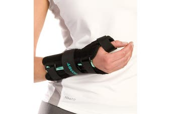 AirCast A2 Wrist Brace with Abduction Thumb Spica