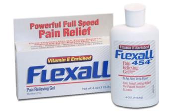 Flexall Pain Relieving Gel