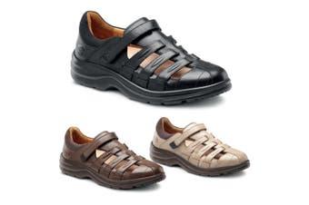 Dr Comfort Breeze Women's Shoes Black - X-Wide 10.5