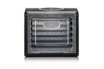 Sunbeam Food Lab 500W Electric Fan Dehydrator DT6000 LCD Control Display