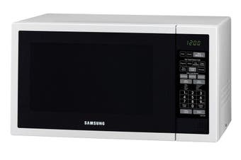 Samsung 40L 1000W Microwave Oven White ME6144W