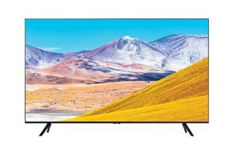 "Samsung 75"" TU8000 8 Series Crystal UHD Smart TV UA75TU8000WXXY"
