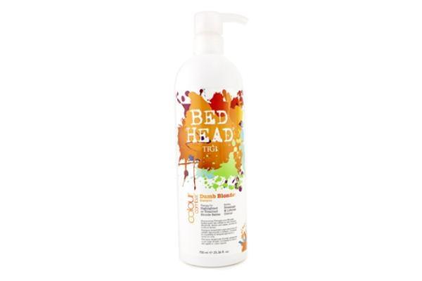 View more of the Tigi Bed Head Colour Combat Dumb Blonde Shampoo (750ml/25.36oz)