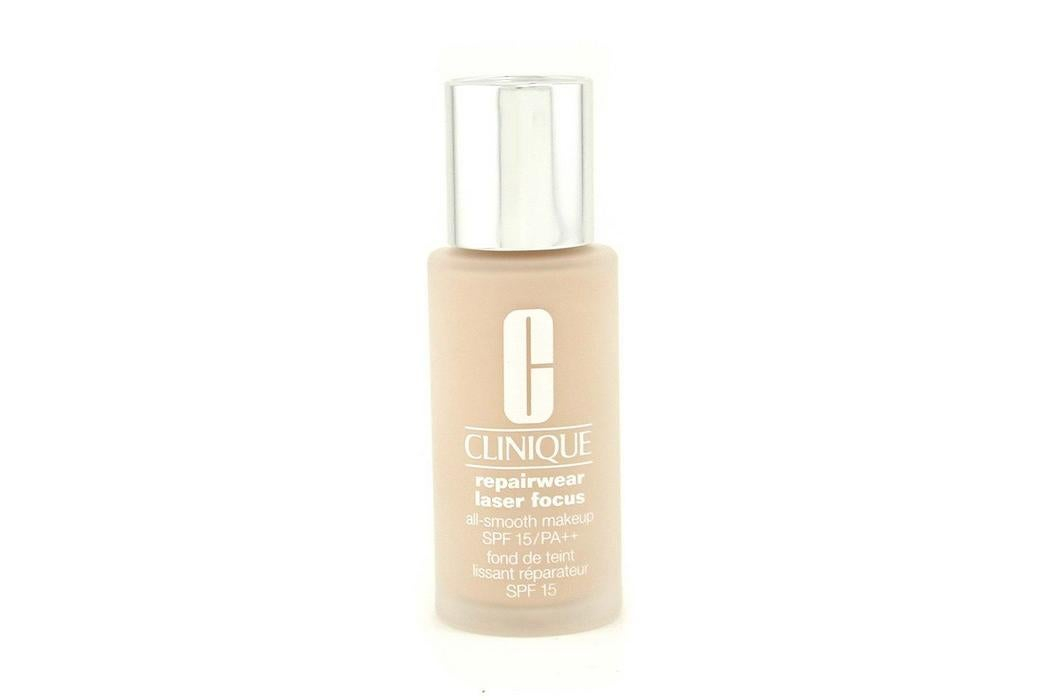 View more of the Clinique Repairwear Laser Focus All Smooth Make Up SPF 15 - # 03 (F-G) (30ml/1oz)