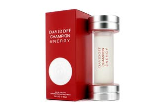 Davidoff Champion Energy Eau De Toilette Spray (90ml/3oz)