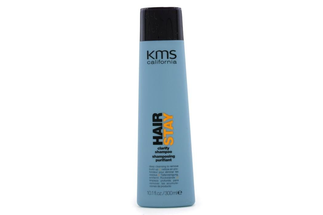 KMS California Hair Stay Clarify Shampoo (Deep Cleansing To Remove Build-Up) (300ml/10.1oz)