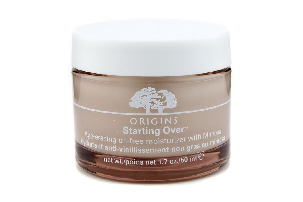 Read More > Origins Starting Over Age-Erasing Oil-Free Moisturizer With Mimosa (50ml/1.7oz)