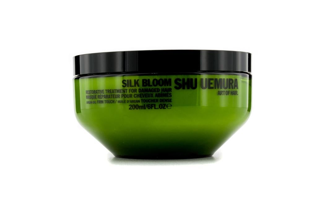 Read More > Shu Uemura Silk Bloom Restorative Treatment Masque (For Damaged Hair) (200ml/6oz)