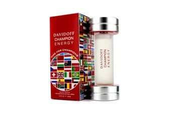 Davidoff Champion Energy Eau De Toilette Spray (International Edition) (90ml/3oz)