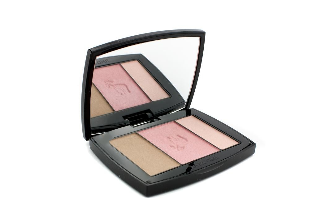 View more of the Lancome Blush Subtil Palette (3x Colours Powder Blusher) - # 01 Rose Flush (4.5g/0.158oz)