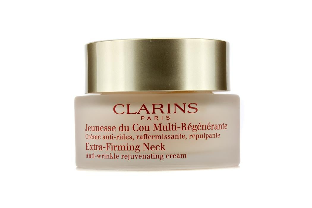View more of the Clarins Extra-Firming Neck Anti-Wrinkle Rejuvenating Cream (50ml/1.6oz)