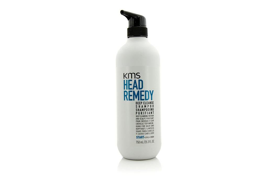 KMS California Head Remedy Deep Cleanse Shampoo (Deep Cleansing For Hair and Scalp) (750ml/25.3oz)
