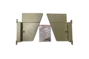 ELITE Door Mount Kit for Pull-Out Waste Bins
