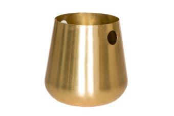 MAXWELL Ice Bucket - Brushed Brass