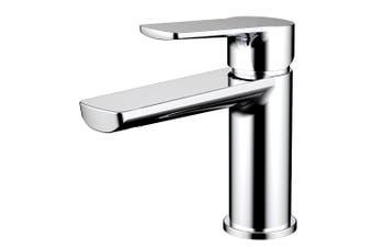 AQUA VERA FLEUR Single Lever Basin Mixer - Chrome