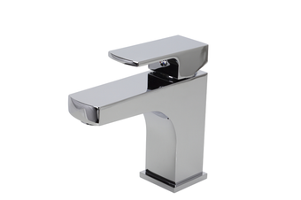 AGUZZO TERRUS Single Lever Basin Mixer - Polished Chrome