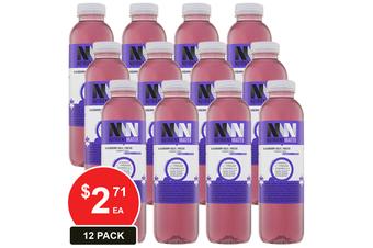 NUTRIENT WATER 575ML BLACKBERRY GOJI (FOCUS)