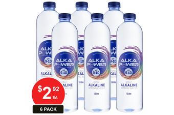 ALKA POWER 1.5LT IONIC ALKALINE WATER