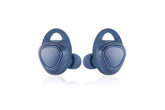 Sm-R150 Mini Twins In-Ear Wireless Fitness Earbuds Headphones Stereo Headset Blue