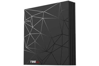 T95 MAX Allwinner H6 4GB DDR4 32GB 2.4G WIFI 100M LAN Android 8.1 4K TV Box