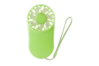 Mini USB Fan Handheld Small Fan Portable Air Cooler Silent Cooling Fan For Home Office Student Dormitory Outdoors Travelling