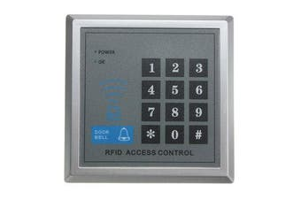 MJPT020 Electric RFID Access Control ID Password Safty Entry System Door Lock Magcomic Set