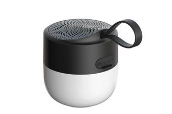 LED Light Creative Bluetooth 5.0 Audio Waterproof Portable Portable Atmosphere Light Speaker
