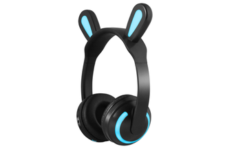Wireless Bluetooth 5.0 Headphones with Mic Wireless Headphones Over Ear Deep Bass Headset -4