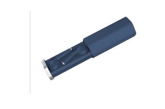 TW50 Bluetooth Earphones True Wireless 5.0 TWS in-Ear Sport Earbuds Bluetooth Headphone-BLUE