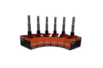 Pack of 6 - SWAN Ignition Coil Audi S4 & S5