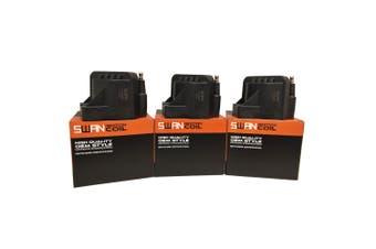 Pack of 3 - SWAN Ignition Coil for Holden Calais VN/VP/VR/VS/VT/VX/VY