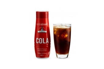 SodaStream Classics Cola 440ml Sparkling Soda Water Syrup Drink Mix- Makes 9L