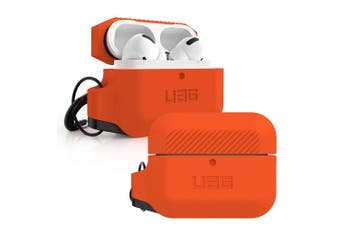 UAG Silicone Protective Rugged Case For AirPods Pro - Orange