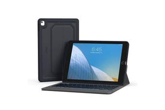 ZAGG Rugged Messenger Wireless Keyboard & Detachable Case For iPad 10.2 (7th/8th Gen)