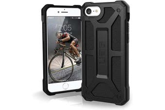 UAG Monarch Handcrafted Rugged Case for iPhone 8/7 - Black