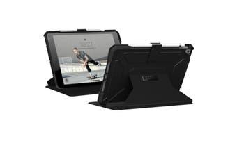 UAG Metropolis Folio Rugged Case for iPad 10.2 (7th/8th Gen) - Black