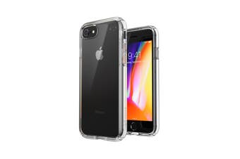 SPECK Presidio Perfect-Clear Case For iPhone SE (2nd Gen)/8/7 - Clear