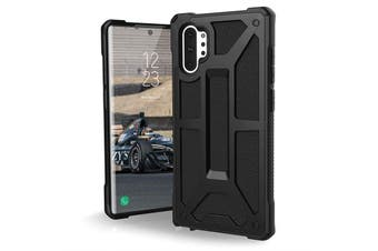 UAG MONARCH HANDCRAFTED RUGGED CASE FOR GALAXY NOTE 10 PLUS / NOTE 10 PLUS 5G (6.8-INCH) - BLACK