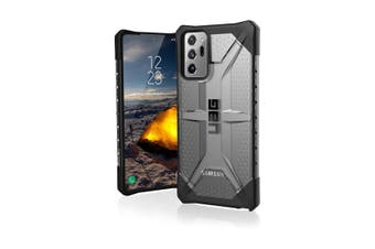 "UAG Plasma Lightweight Rugged Case For Galaxy Note 20 Ultra (6.9"") 5G - Ash"