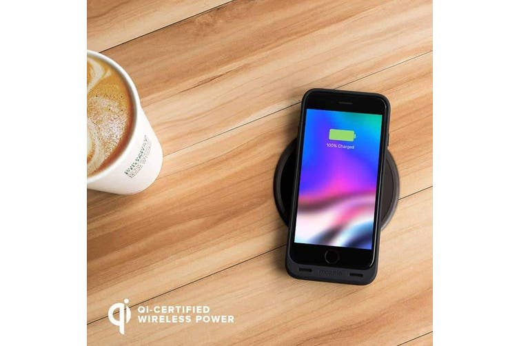 Mophie Juice Pack 2420mah Wireless Charging Battery Case For Iphone 8 Plus 7 Plus Black Kogan Com Unfollow mophie iphone to stop getting updates on your ebay feed. mophie juice pack 2420mah wireless charging battery case for iphone 8 plus 7 plus black