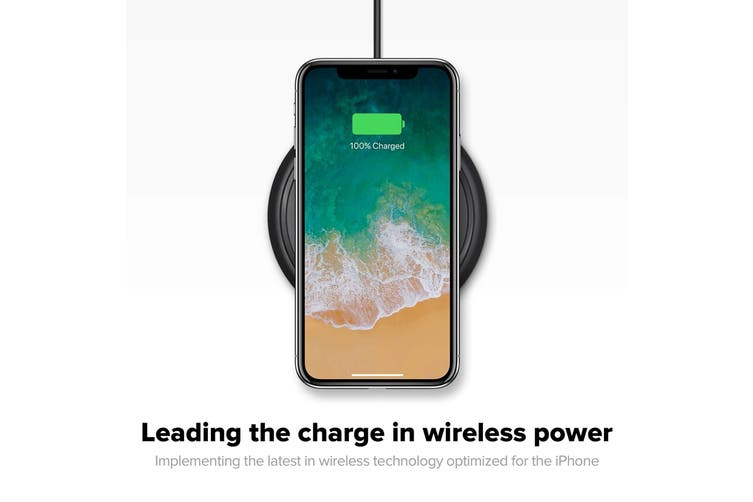 Dick Smith Mophie Wireless Charging Pad Base With Au Plug Adapter Black Chargers Cradles Phones Accessories Mobile Accessories Shop with afterpay on eligible items. mophie wireless charging pad base with au plug adapter black